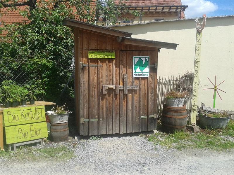 Hütte geschlossen